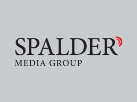 afbeelding van het project: WordPress site voor Spalder Media Group