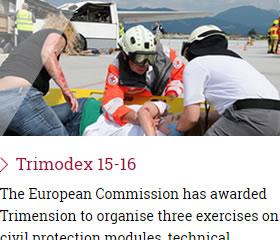 afbeelding van het project: Trimodex